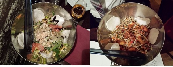 2 salades