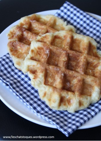 gaufre mention