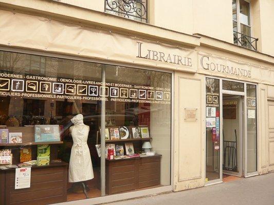 librairie gourmande 1