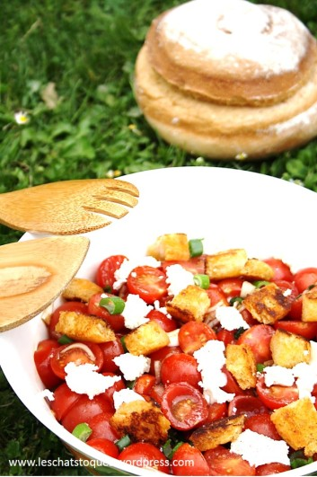 salade caprese mention oki