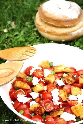 salade caprese mention oki
